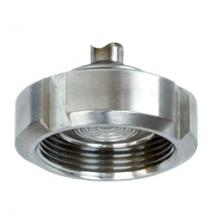 Diaphragm seal for food/pharmaceutical/biotechnology