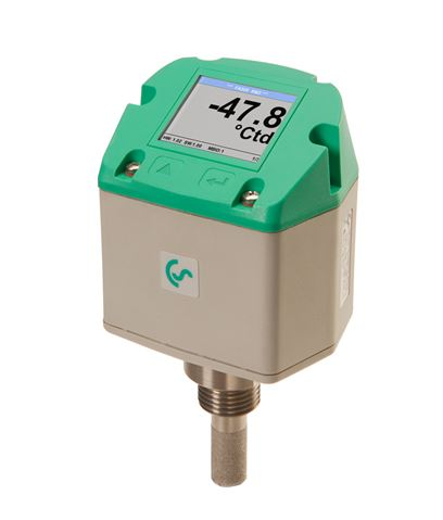 Dew point sensor FA 500 from -80 to 20°Ctd
