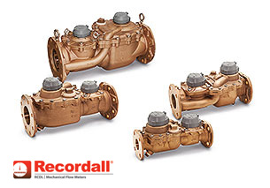 Recordall® Compound Series Meters